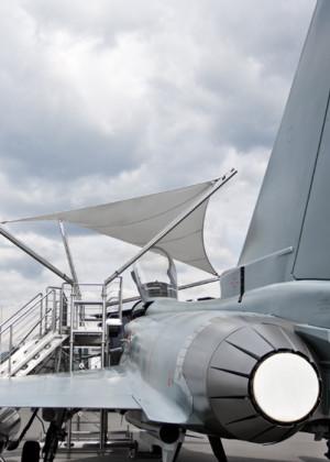 Mobile Cockpit Canopy