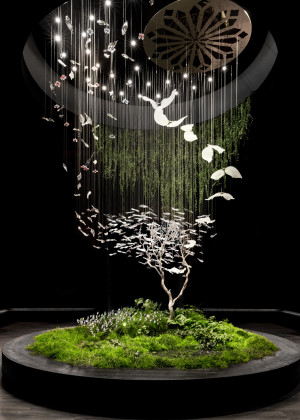 Cultivation of Chandeliers